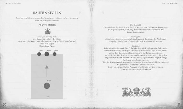 Allerley Spielerey – Spielen wie im Mittelalter