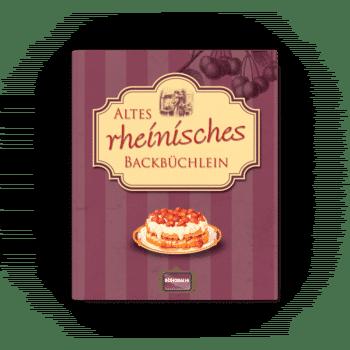 Altes rheinisches Backbüchlein