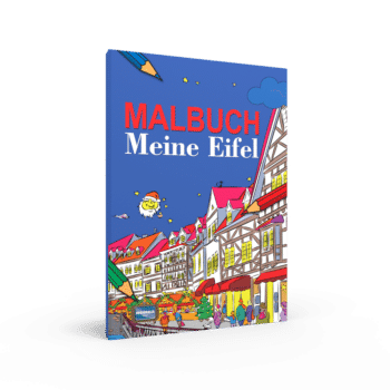 Malbuch Meine Eifel