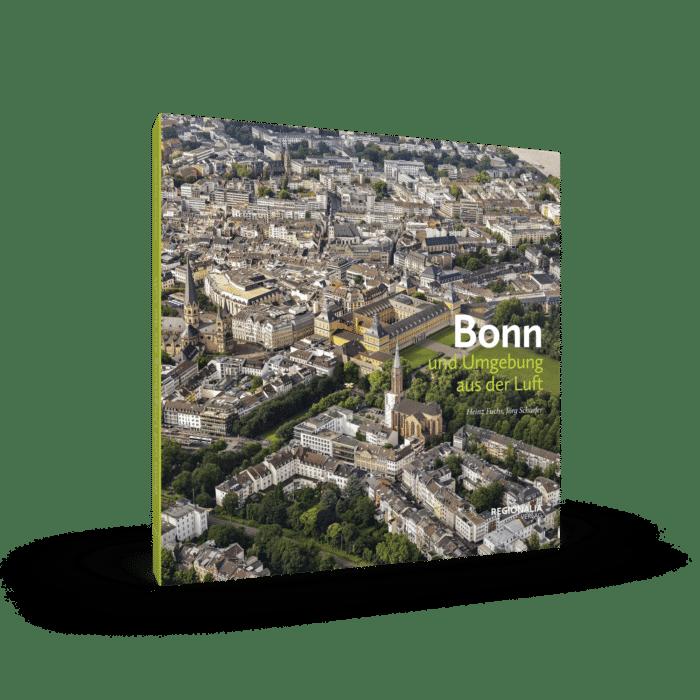Bonn und Umgebung aus der Luft – Eine spektakuläre Reise