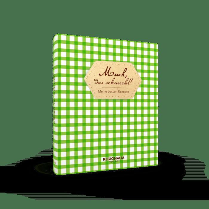 das schmeckt! – Meine besten Rezepte – Rezeptbuch zum Selberschreiben