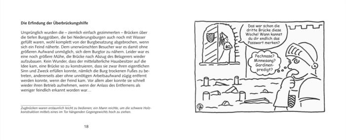 Alltag auf der Burg – Alternative Fakten über das Leben im Mittelalter